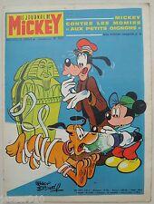 ¤ LE JOURNAL DE MICKEY n°1077 ¤ 04/02/1973