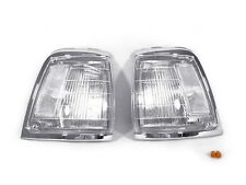 DEPO 1992 1993 1994 1995 TOYOTA PICK-UP TRUCK 2WD CLEAR FRONT CORNER LIGHTS NEW