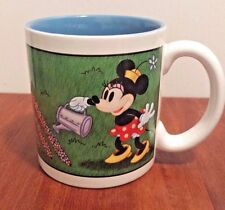 NEW Disney Store Minnie Mouse Coffee Mug Large Jumbo cup #1 Mom Disney 20 fl oz