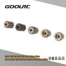 GoolRC 32DP 3.175mm 12T -16T Pinion Motor Gear Set for 1/10 RC Car Motor L7OR