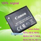 Genuine Original Canon NB-4L NB-5L NB-6L NB-6LH NB-7L NB-8L NB-9L NB-10L NB-11LH