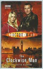 Doctor Who: The Clockwise Man Justin Richards BBC 2005 Paperback Good Condition