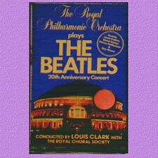 "THE ROYAL PHILHARMONIC ORCHESTRA PLAYS THE BEATLES ""MUSICASSETTA SIGILLATA"