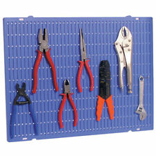 MULTIPURPOSE DISPLAY BOARD TOOL STORAGE RED OR BLUE AVAILABLE