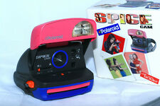 RARE LTD RUN90S SPICE GIRLS CAM POLAROID Camera ORIGINAL UNUSED STICKERS  BOX