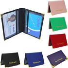 PU Leather Oyster Travel Bus Pass Holder Oyster Wallet Rail Band Card Cover Case