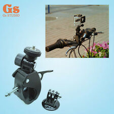 GoPro Handlebar / Seatpost / Roll Cage Mount for Go Pro Hero 3, 2 & 1 ( Clamp )