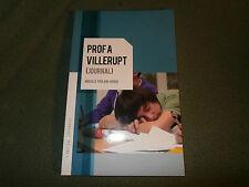 PROF à VILLERUPT Journal Mireille Poulain-Giorgi..journal professeur en lorraine