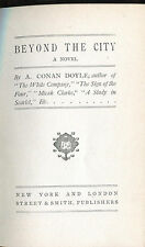 Beyond the City-Arthur Conan Doyle-Pirated Street & Smith Edition-1900