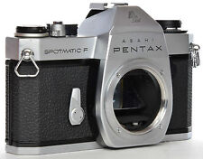 PENTAX Spotmatic F - New Seals -