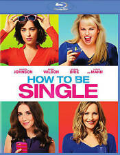 3 CENT Blu-ray - How to Be Single . . . *FREE Shipping on any 4 Blu-rays*