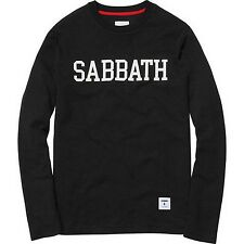 SUPREME Sabbath L/S Tee Black M Box Logo kate moss 3 6 mafia F/W 13 camp cap