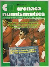 Rivista Magazine CRONACA NUMISMATICA N.35 Ottobre 1992