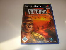 PlayStation 2  PS 2  Vietcong - Purple Haze