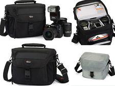 Lowepro Nova 180 AW DSLR Camera Photo Carry Shoulder Bag Case & All Rain Cover