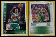 NBA UPPER DECK 1993/94 - Ricky Pierce # 8 - Supersonics - Ita/Eng - MINT
