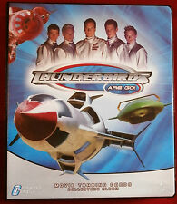 Official Trading Card Storage Binder - THUNDERBIRDS ARE GO! by Cards Inc.