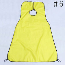 Beard Apron Gather Whiskers Cloth Bib Facial Hair Trimmings Catcher Cape Sink