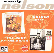 NEW - Golden Hits/Best of the Beats by Nelson, Sandy