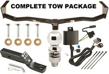 COMPLETE TRAILER HITCH PACKAGE FITS 2007-2012 HYUNDAI VERACRUZ ~ ALL MODELS CL3