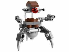 LEGO STAR WARS 'DROIDEKA DESTROYER DROID' EXCLUSIVE MINIFIGURE FROM 75000 NEW