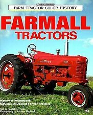 Motorbooks International Farm Tractor Color History: Farmall Tractors by...