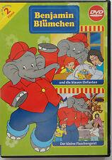 Benjamin Blümchen: Der kleine Flaschengeist / ... und die blauen Elefanten DVD