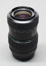 SMC Pentax-M 40-80mm f/2.8-4 Manual Focus PK K-Mount Zoom Lens w/ Macro