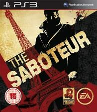 The Saboteur ~ PS3 (in Great Condition)