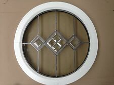 uPVC  round window circular double glazed replacement window