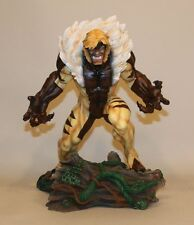 MadXCollector Custom 1/4 Scale Sabretooth Sculpture by Troy McDevitt Wolverine