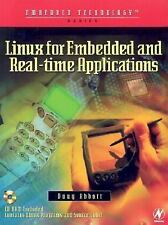 Linux for Embedded and Real-Time Applications (Embedded Technology), Abbott, Dou