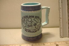 ~NETHERLANDS ANTILLES~SMALL CERAMIC STEIN~