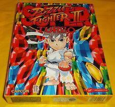 SUPER PUZZLE FIGHTER II TURBO 2 Pc 1ª Edizione Big Box ○○○○○ COMPLETO