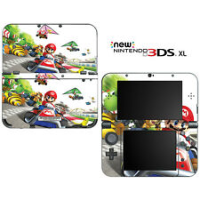 Super Mario Kart for New Nintendo 3DS XL Skin Decal Cover