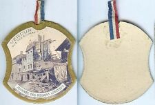 Insigne de journées 1914/1918 - Journée régions libérées Verdun rue des Rouyers