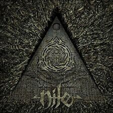 NILE - WHAT SHOULD NOT BE UNEARTHED - NEW CD ALBUM