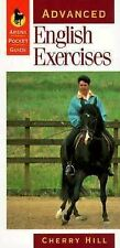 Advanced English Exercises Equestrian Horse Cherry Hill Arena Pocket Guide