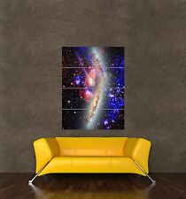 POSTER PRINT GIANT SPACE GALAXY COSMOS STARS UNIVERSE HUBBLE NEBULA PAMP263