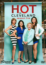 Hot in Cleveland: Season Five (DVD, 2014, 3-Disc Set)  BRAND NEW !  FREE SHIP !