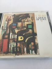 Labour of Love II by UB40 (CD, Dec-1989, Virgin)