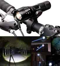 240 lumen Q5 Cycling Bike Bicycle LED Front Head Light Torch LARM With Mount hs