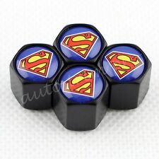 Truck Accessories Wheel Tire Tyre Caps Superman Dust Air Cover Holder Car Parts