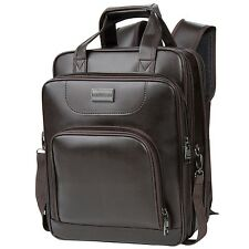 "13.3"" Men Women Laptop Bag Travel Camping School Messenger Briefcase Backpack"