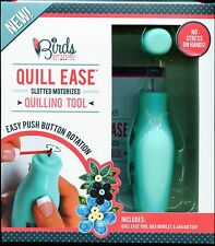 QUILL EASE #2  Slotted Motorized Quilling Tool by 3 Birds Studio Brand New Tool
