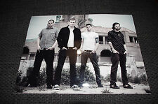 THE GASLIGHT ANTHEM Brian Fallon signed 8x11inch autographed Photo InPerson LOOK