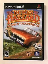 The Dukes of Hazard - Playstation 2 - Replacement Case - No Game