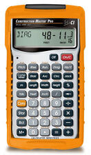 New Calculated Industries Construction Master Pro 4065 with Hard Case