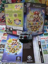 Game Cube:Mario Party 5 [TOP NINTENDO & 1ERE EDITION] COMPLET - Fr