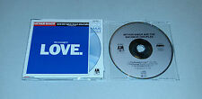 Single CD  Arthur Baker and the Backbeat Disciples - The Message Is Love  02/16